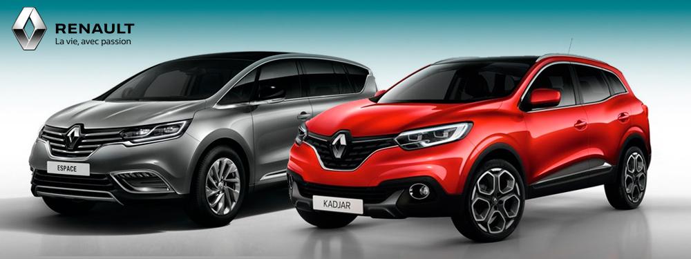 Renault Espace - Kadjar