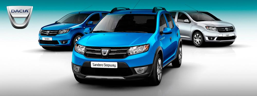 Dacia sandero duster